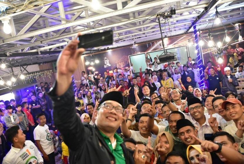 Kang Emil: Generasi Milenial Harus Kuasai Ekonomi Digital