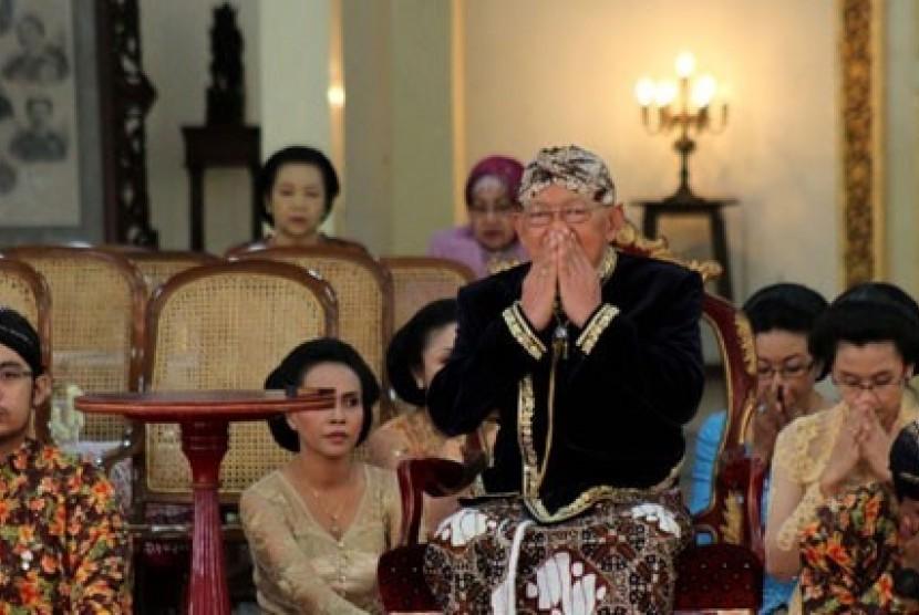 Kanjeng Gusti Pangeran Adipati Aryo (KGPAA) Paku Alam IX