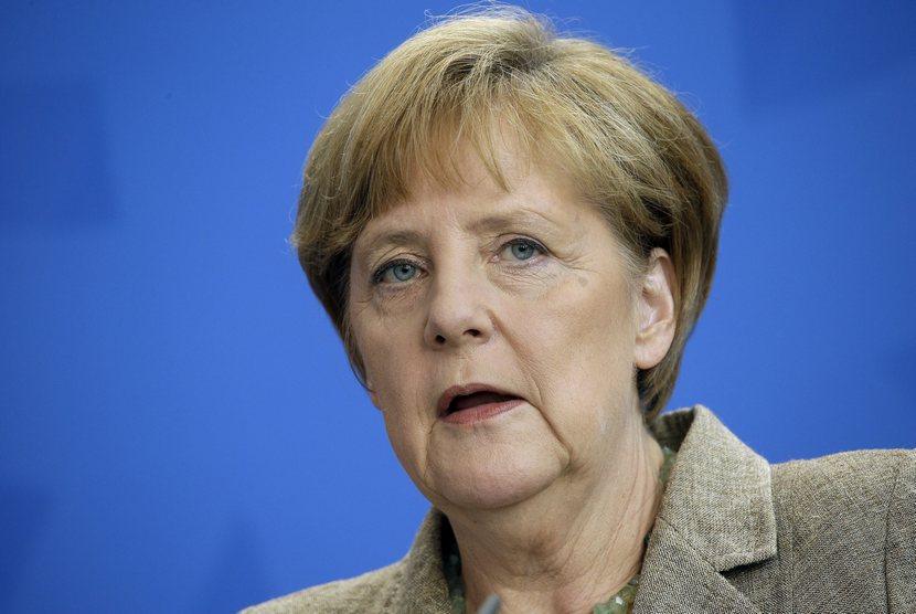 Kanselir Jerman Angela Merkel