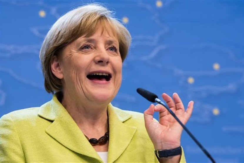 Kanselir Jerman, Angela Merkel