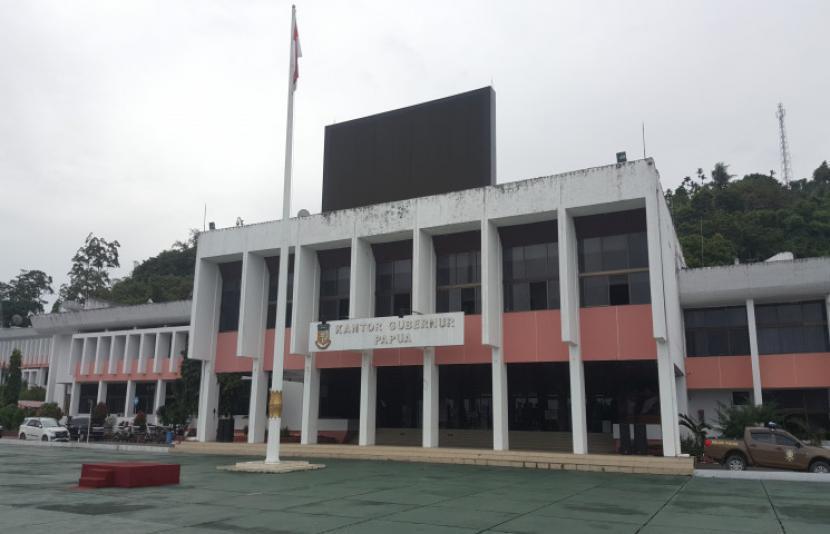 Kantor Gubernur Papua.