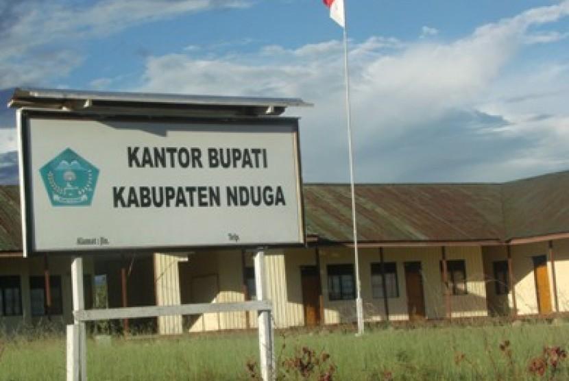 Kantor Kabupaten Nduga