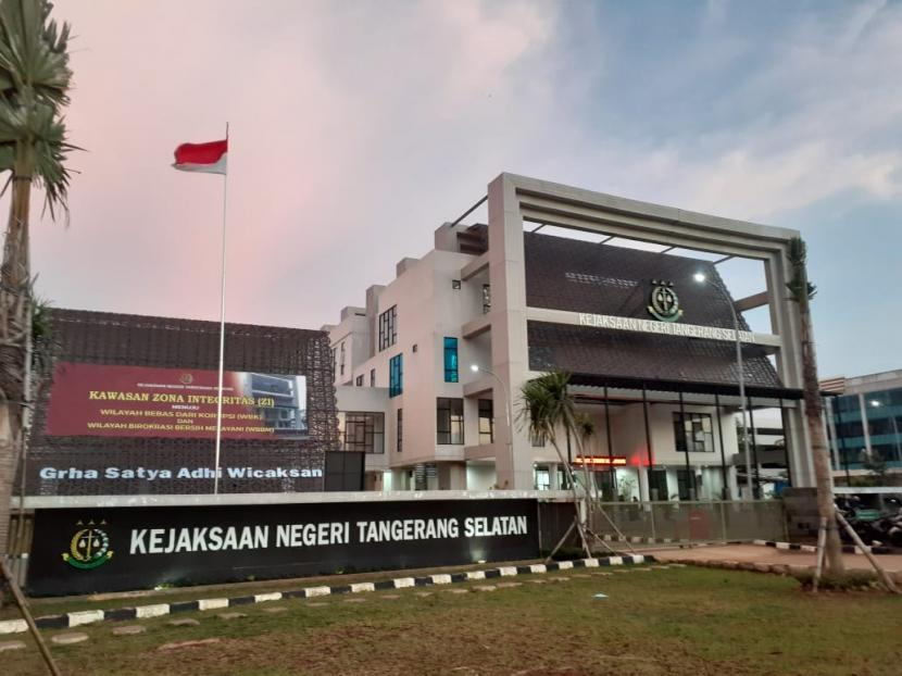 Kantor Kejaksaan Negeri Tangerang Selatan (Kejari Tangsel).