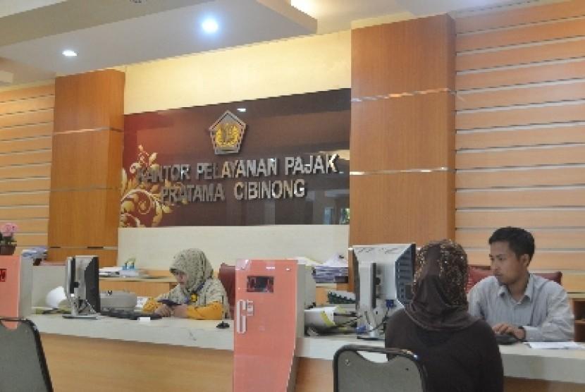 Kantor Pelayanan Pajak.NPWP di Cibinong,Bogor