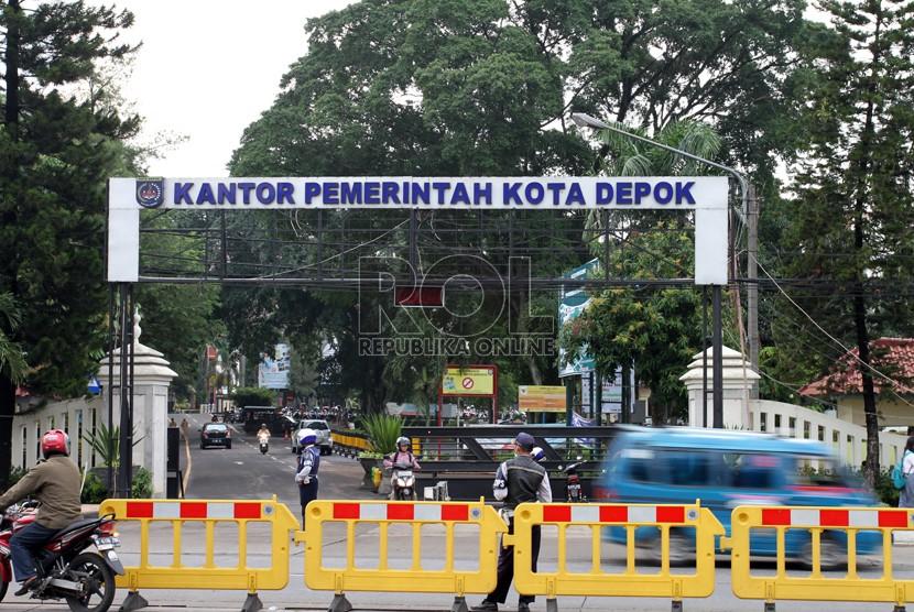 Kantor Pemerintah Kota Depok