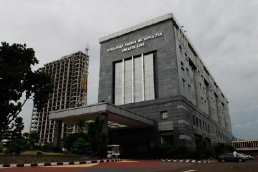 Kantor Polda Metro Jaya, Jakarta