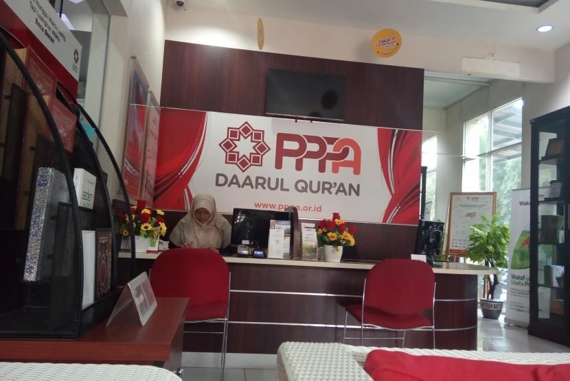 Kantor PPPA Daarul Quran