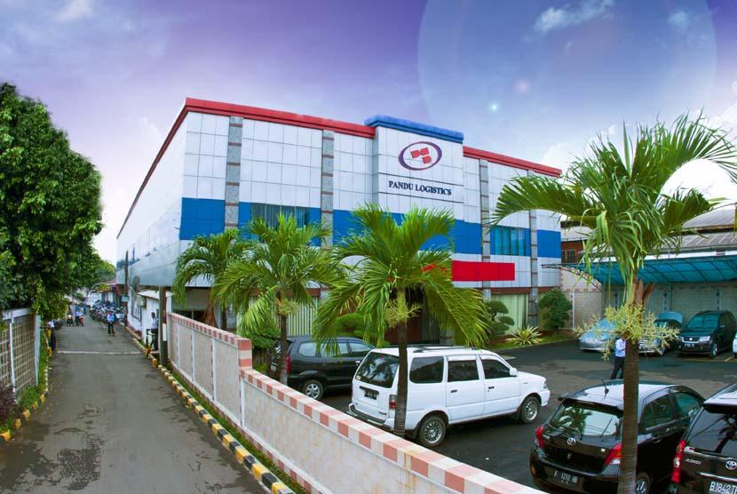 Kantor Pusat Pandu Logistics Jakarta