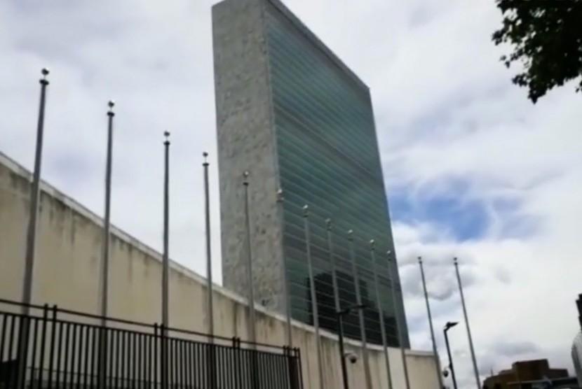 Kantor Pusat Perserikatan Bangsa-Bangsa (PBB), New York, Amerika Serikat