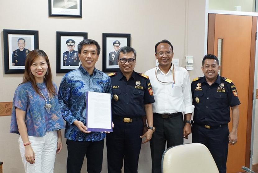 Kantor Wilayah (Kanwil) Bea Cukai Banten kembali terbitkan izin kawasan berikat untuk PT Victory Chingluh Indonesia.