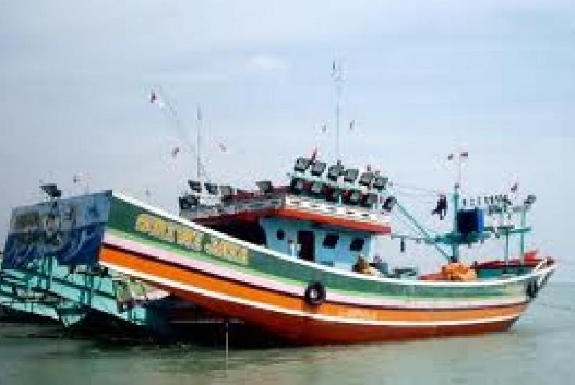 Kapal penangkap ikan (ilustrasi)