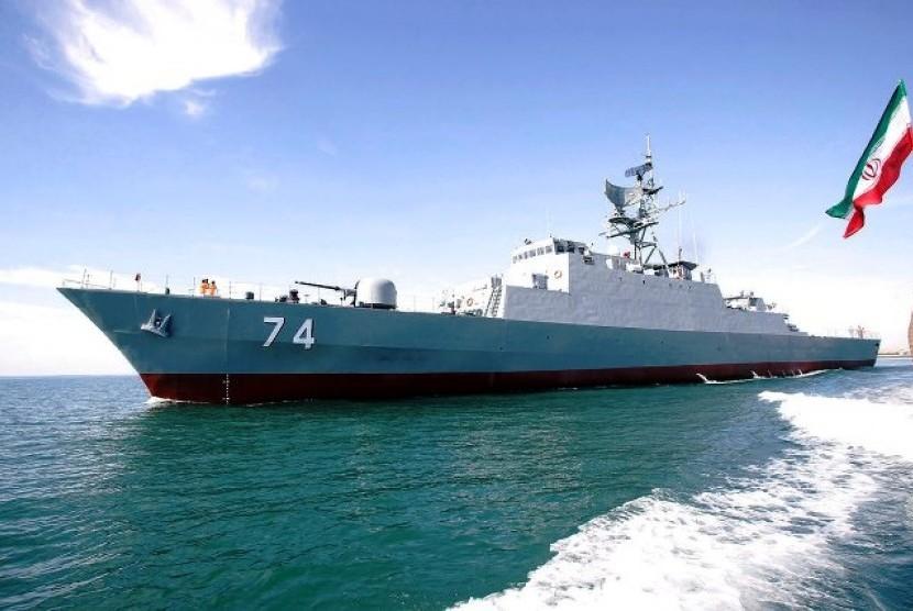 Kapal Perusak Iran Sahand