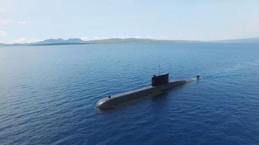 Kapal Selam (Ilustrasi)