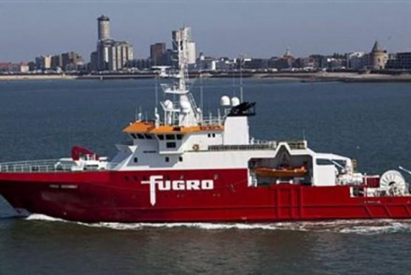 Kapal survey M.V. Discovery merupakan satu dari empat kapal pencari milik Firma Furgo yang melakukan pencarian pesawat Malaysia Airlines MH370.