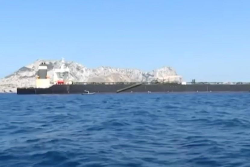 Tanker (Ilustrasi).