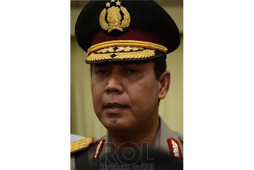 Kapolda Banten, Brigjen Pol Boy Rafli Amar.
