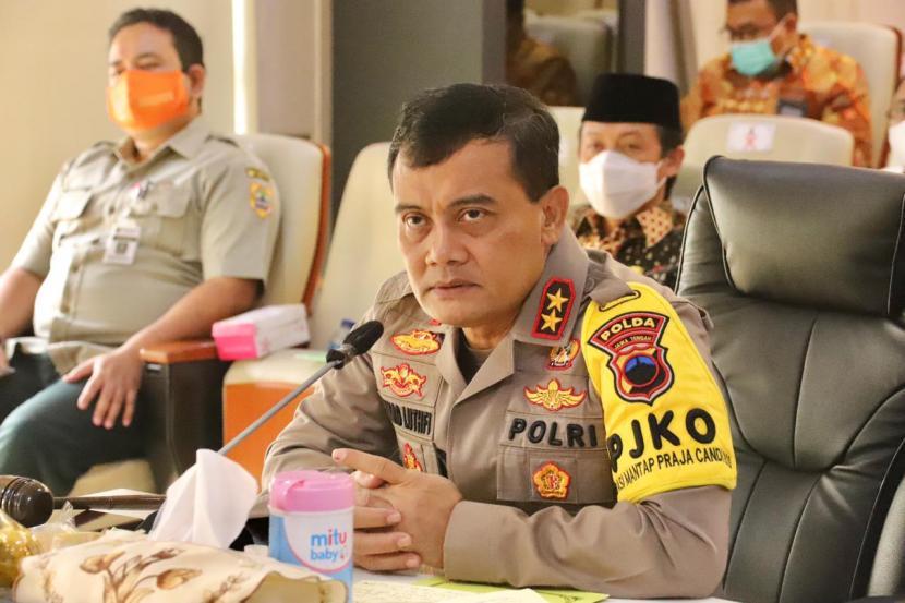 Kapolda Jawa Tengah, Irjen Ahmad Luthfi.