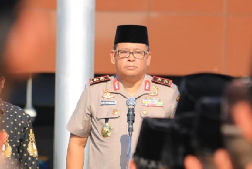 Kapolda Jatim Irjen Luki Hermawan.