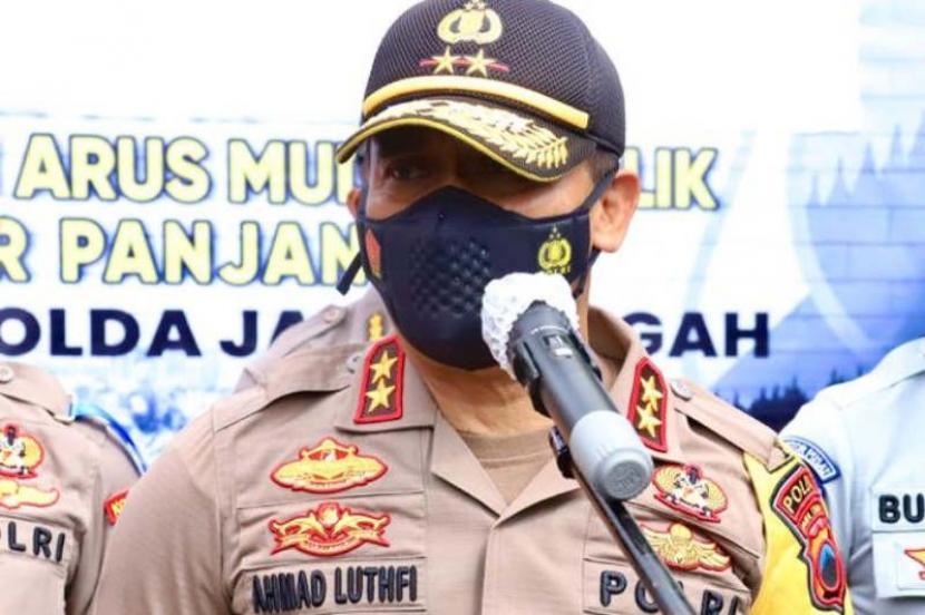 Kapolda Jawa Tengah (Jateng), Irjen Ahmad Luthfi.