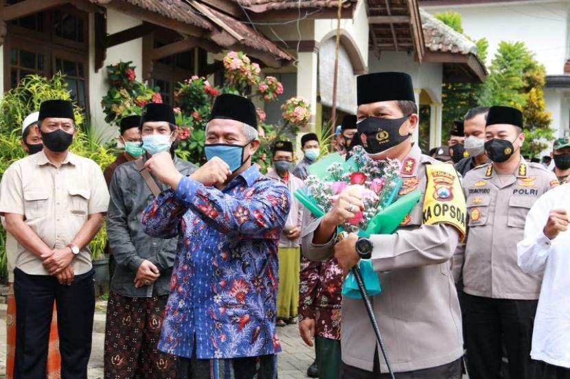 Kapolda Jawa Timur Irjen Nico Afinta