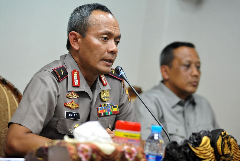 Kabareskrim Polri Komisaris Jenderal Polisi Arief Sulistyanto