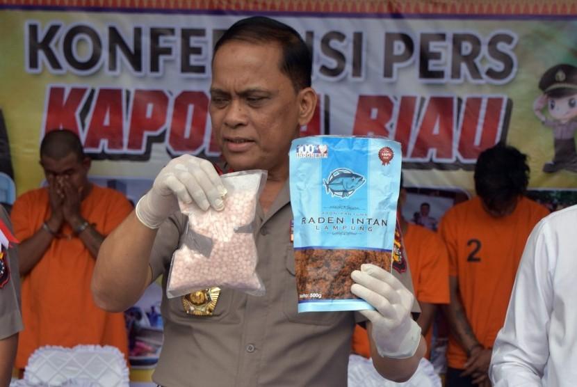 Kapolda Riau Irjen Widodo Eko Prihastopo