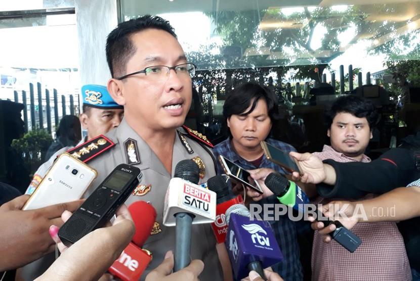 Kapolres Metro Jakarta Pusat Kombes Roma Hutajulu