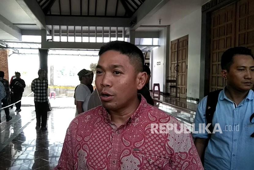 Kapolresta Banyumas Kombes Muchammad Firman Lukmanul Hakim