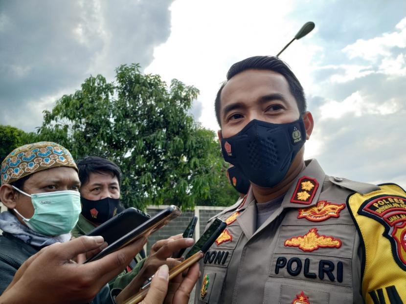Kapolres Tasikmalaya Kota AKBP Doni Hermawan.