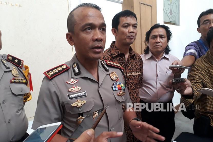 Kapolrestabes Surabaya Kombes Pol Rudi Setiawan.