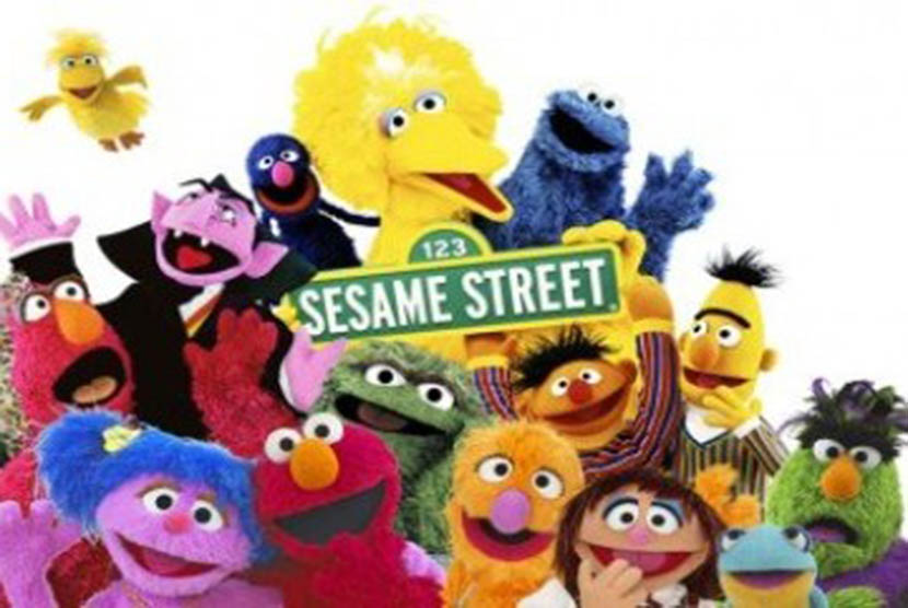 Karakter dalam Sesame Street