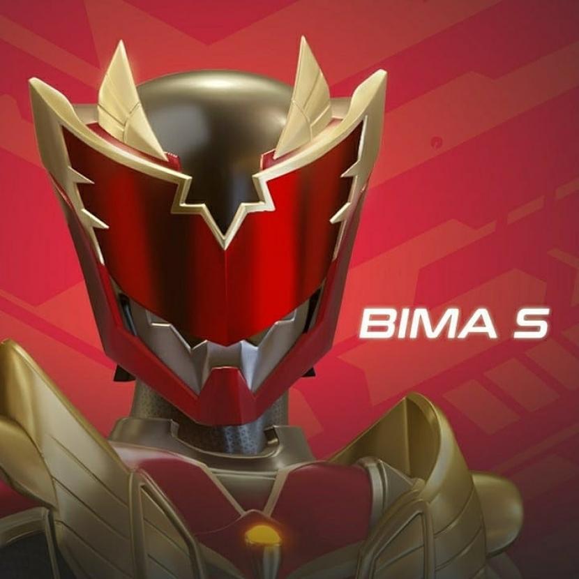 Karakter superhero Indonesia, Bimas S.