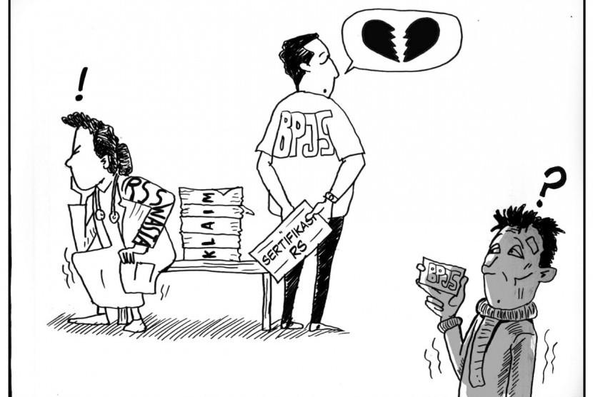 Karikatur BPJS