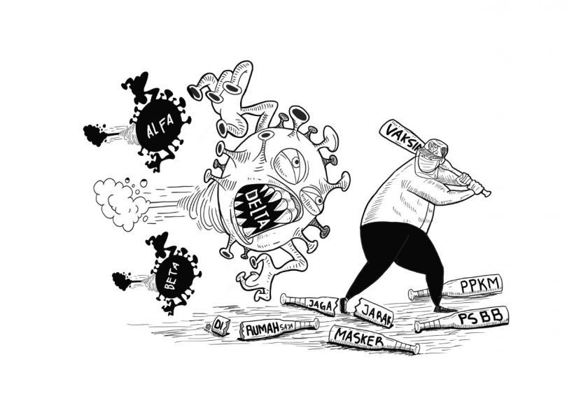 Karikatur opini