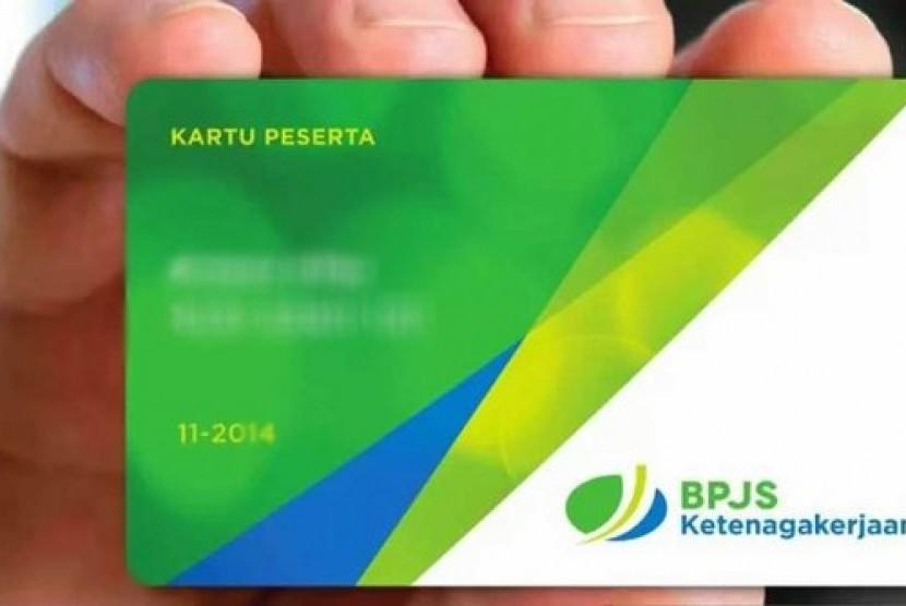 Kartu BPJS Ketenagakerjaan