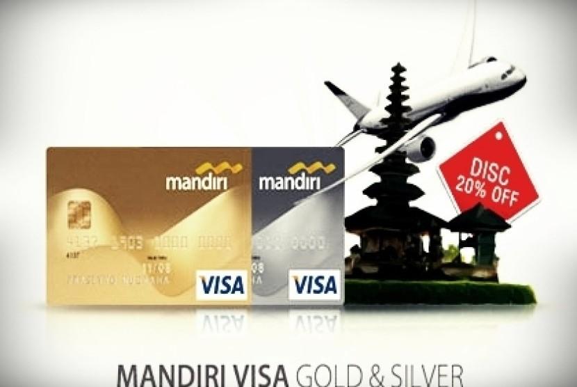 Bank Mandiri Dan Visa Terbitkan Kartu Kredit Republika Online