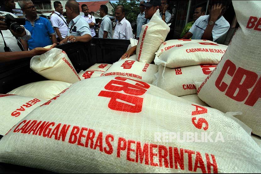 Pembelian beras