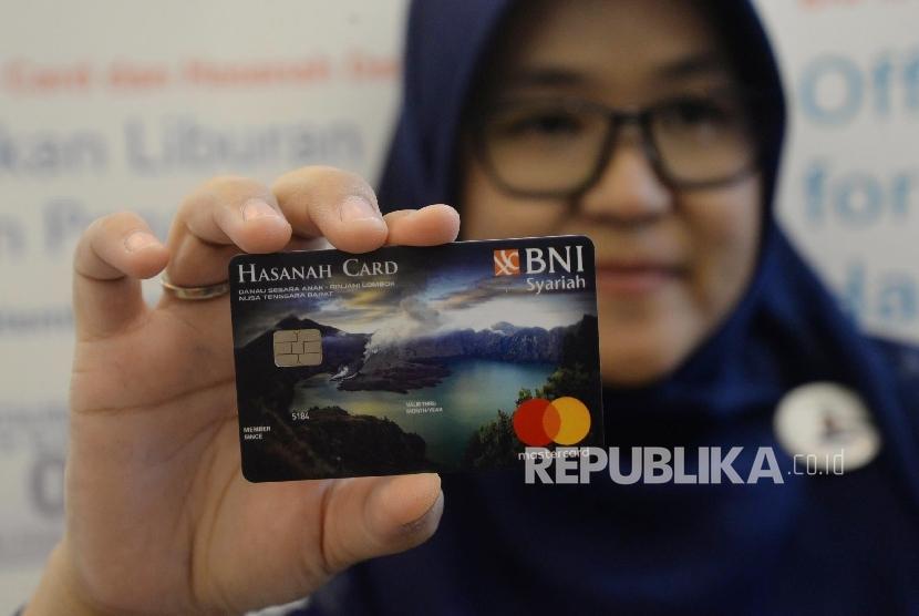 Bni Syariah Permudah Belanja Lewat Kartu Ib Hasanah Republika Online