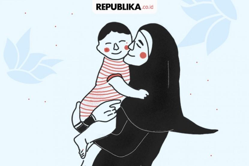 Aturan Mengasuh Anak Dalam Islam Republika Online