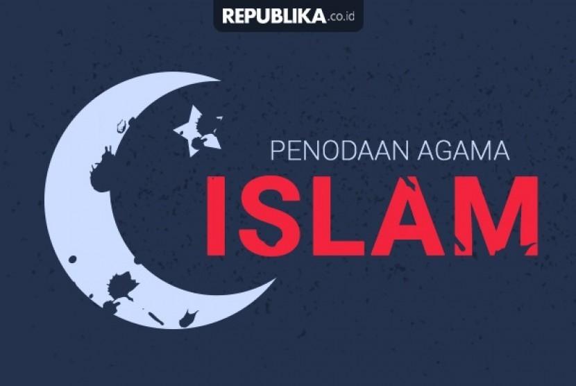 Kasus-kasus penodaan agama Islam