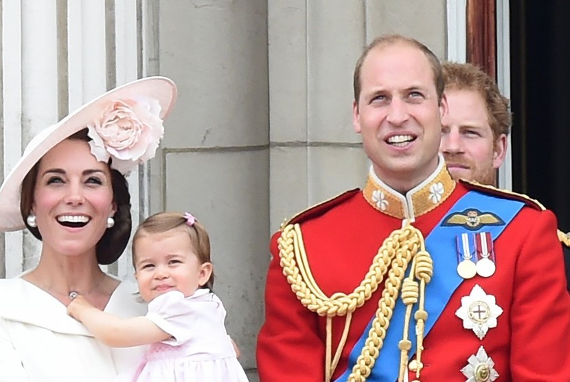 Kate Middleton dan Pangeran William
