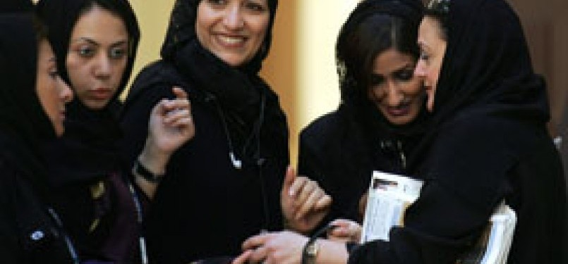 Kaum wanita Arab saudi bakal diberi hak pilih