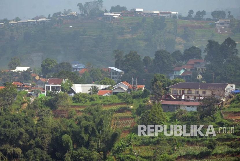 Kawasan Bandung Utara (KBU), Kecamatan Lembang, Kabupaten Bandung Barat.