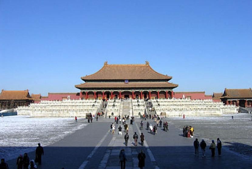 Kawasan Kota Terlarang Cina,