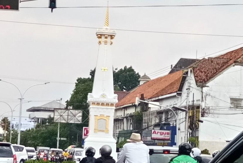 Kawasan Tugu Yogyakarta.