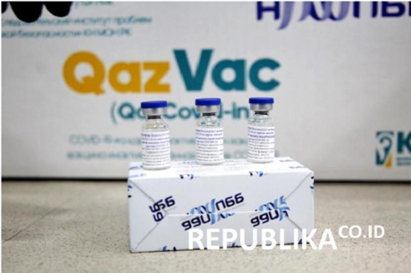 Kazakhstan dilaporkan berhasil mengirimkan batch pertama vaksin Covid-19