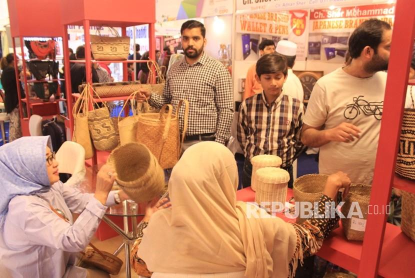Produk UKM Indonesia Raih 1,65 Juta Dolar AS di Pakistan ...