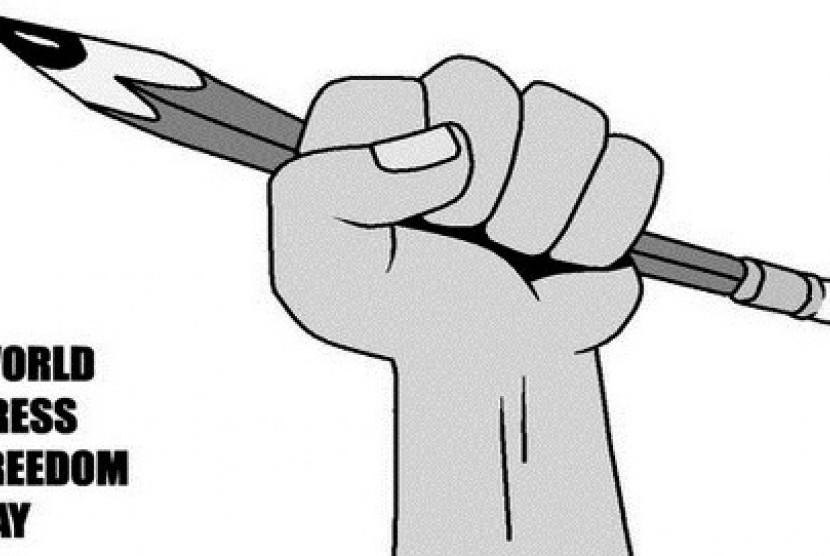 Kebebasan Pers (ilustrasi)
