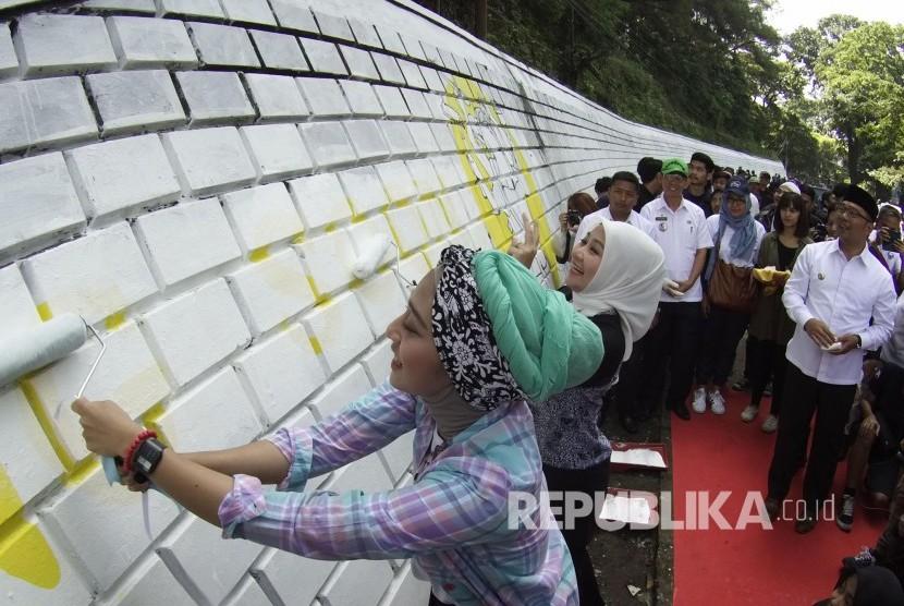 81 Gambar Di Dinding Mural HD Terbaik
