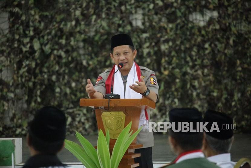National Police Chief Tito Karnavian